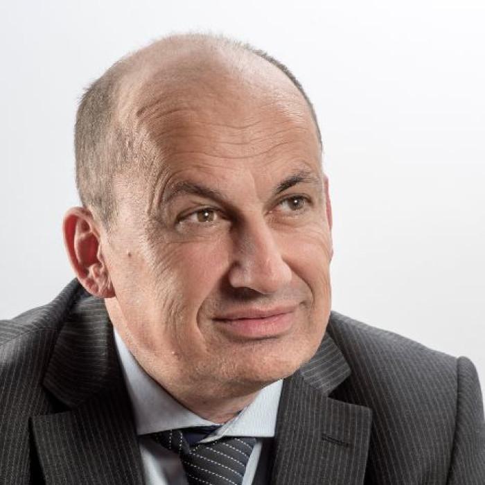 Portrait de Ivo Van Bulck