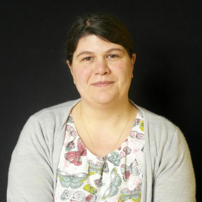 Portrait de Christelle Wauthier